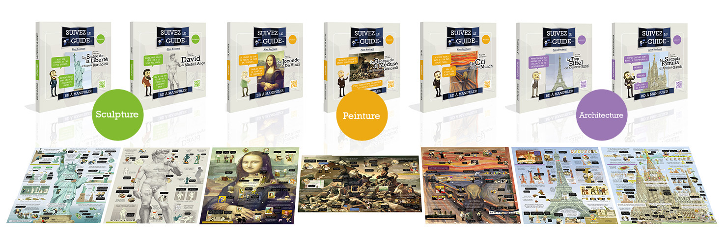 Suivez le guide - Collection